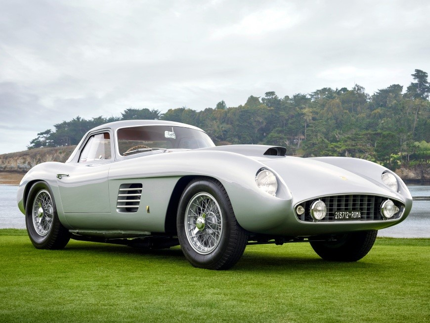 Самые дорогие авто в мире