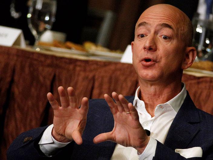 Самый богатый человек мира в 2018