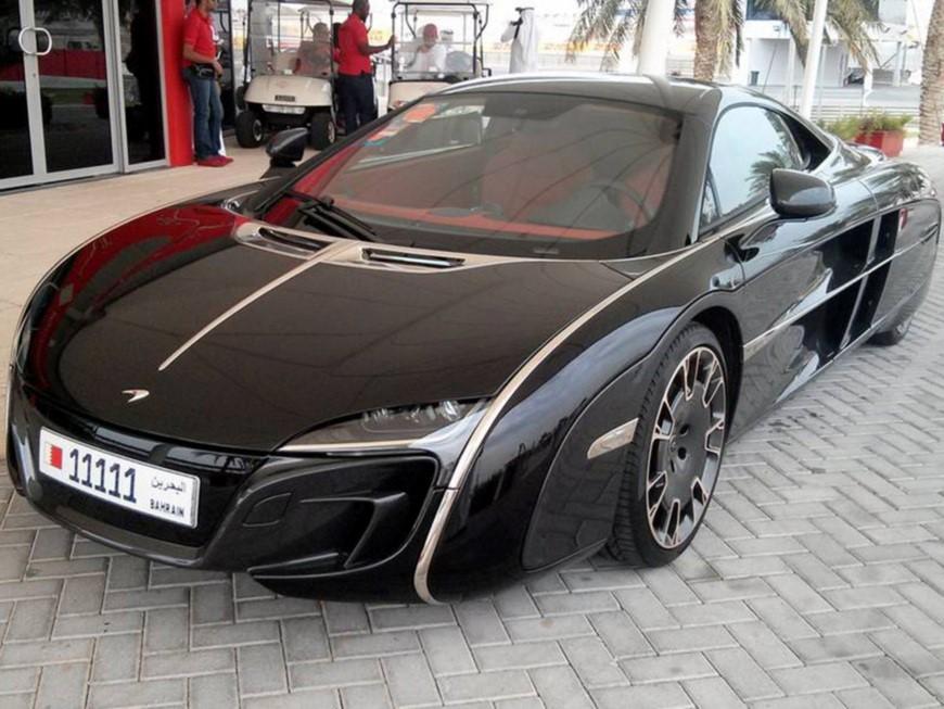 Самые дорогие автомобили, Топ-10