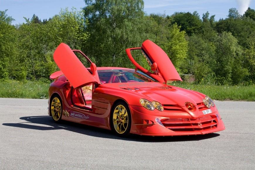 Цены и фото самых дорогих машин в мире